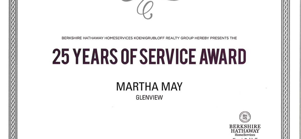 25-Years-of-Service-Award (Demo)