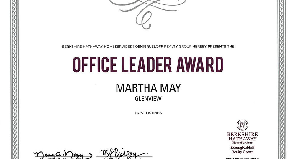 office-leader-2018-martha-may-award-realtor