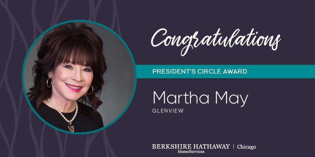 Martha Pres Circ Award (2019)