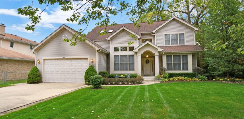 601 Glenwood Lane, Glenview, IL 60025