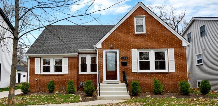 119 Lincoln Street Glenview, IL 60025